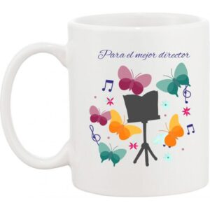 Taza musical mejor director